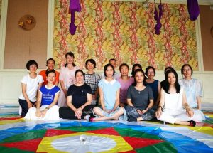 Recent Samtengar Courses in China