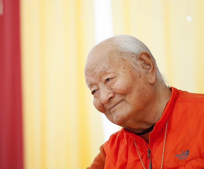 Update on the Health of Chögyal Namkhai Norbu