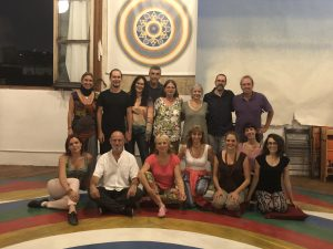 Song of the Vajra Dance Course in Barcelona