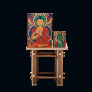 Thomas Laird. Murals of Tibet. Taschen