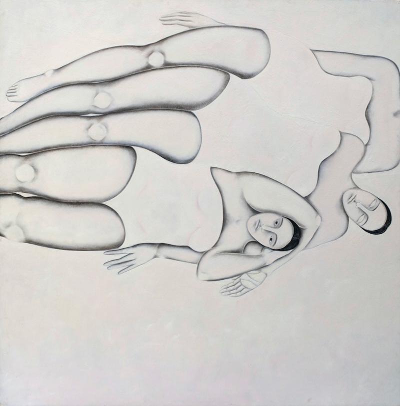 Community artist Sofia Cacciapaglia