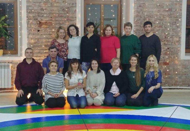 Vajra Dance Course in Kazan, Tatarstan, Russia