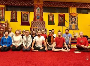 Yantra Yoga Retreats at Kunsangar North