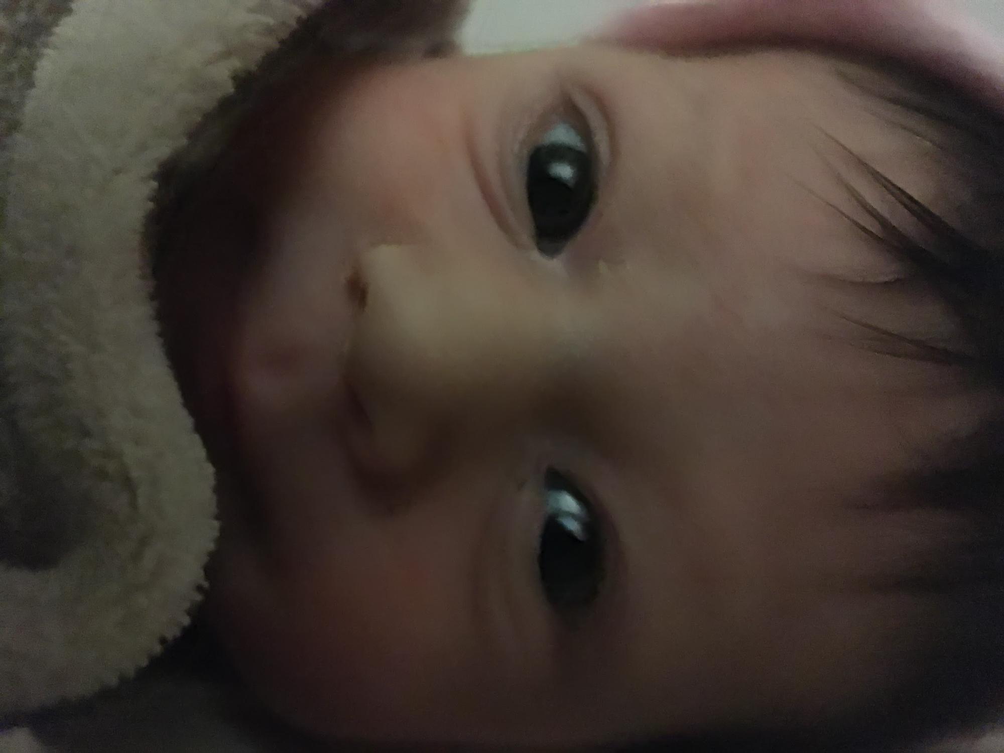 Born –  Elise Athena Alegría