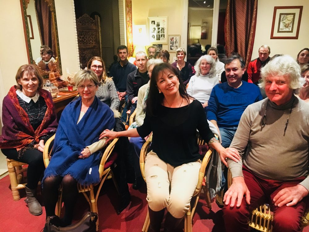 Harmonious Breathing in France