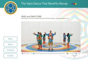 Tutorial of the Vajra Dance That Benefit Beings
