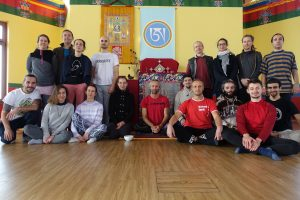 Seventh Lojong Practice Retreat at Merigar East