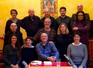 Seventh Lojong Course at Gelegling, Bologna