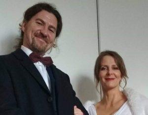 Married – Grzegorz (Greg) Ladra and Katarzyna (Kasia) Dmyterko