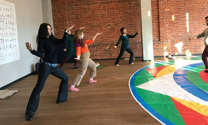 vajra dance rinchenling