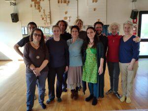 First Weekend Vajra Dance Course Gelegling Bologna
