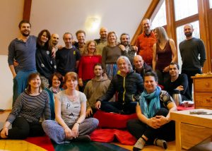 Dzogchen Semde Retreat at Phendenling, Czech Republic