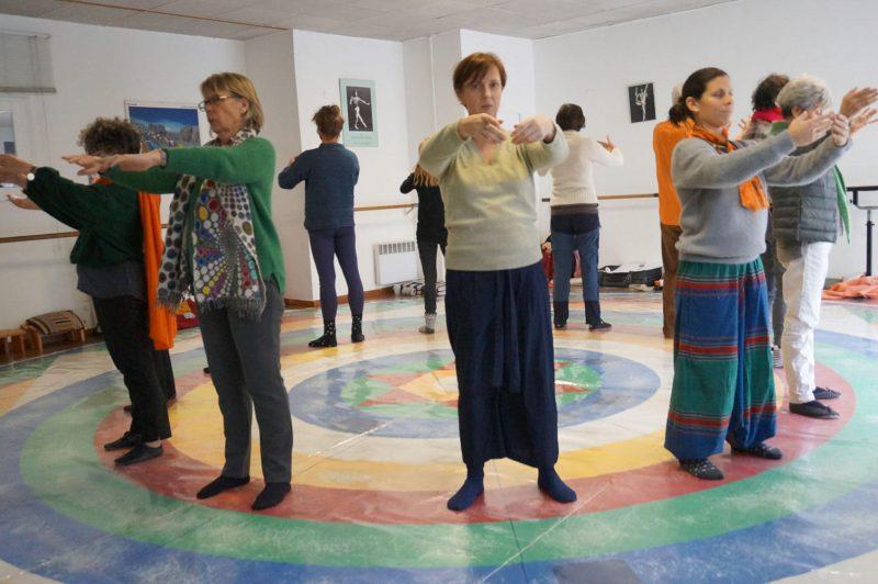 three vajra dance course marseille