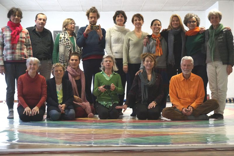 Three Vajra Dance Course in Marseille, France