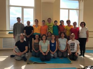 Harmonious Breathing Open Course in Maykop, Russia