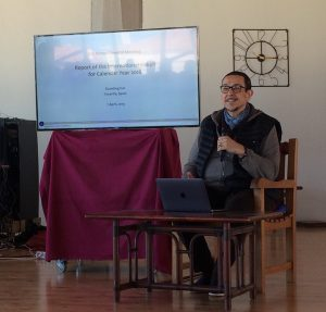 Opening Talks by Steven Landsberg and Costantino Albini at the International Dzogchen Community Annual Meeting