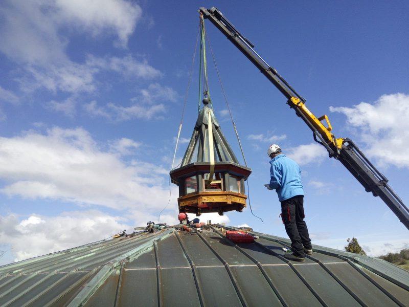 special maintenance merigar gonpa