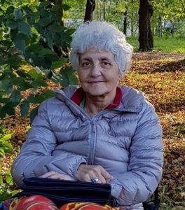 Died – Farida Malikova, St Petersburg, Russia
