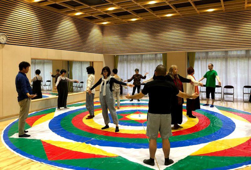 vajra dance tokyo