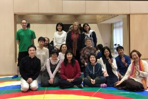 Vajra Dance Course Led by Kyu Kyono in Tokyo
