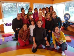 Mindful Walking, Breathing and Meditation at Tashigar South