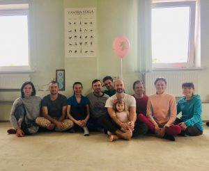 Yantra Yoga at Tobyalling in Kiev, Ukraine