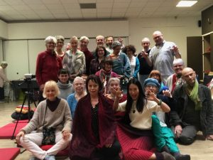 For Our Liberation – Mandarava Retreat in Paris