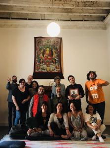 Santi Maha Sangha Open Classes in Mexico