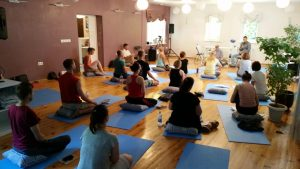 Discovering Natural Presence and Awareness in Minsk, Belarus