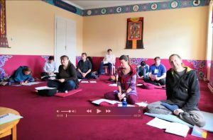 Tibetan Language Course in Prague with Fabian Sanders