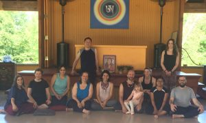 Introduction to Yantra Yoga at Khandroling, Tsegyalgar East