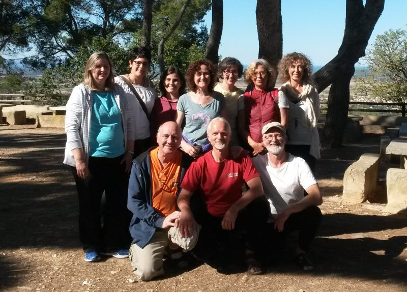 Semzin and Rushen Retreat in Mallorca, Spain