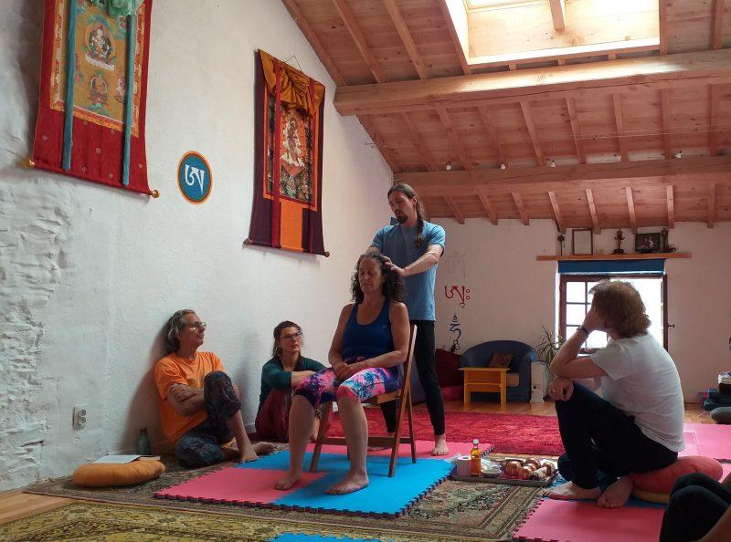 yantra yoga tibetan medicine