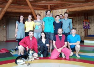 Retreat of Harmonious Breathing in Wangdenling, Slovakia