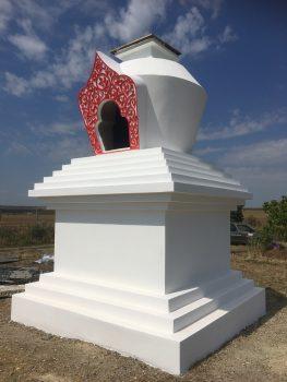 fundraising stupa merigar east