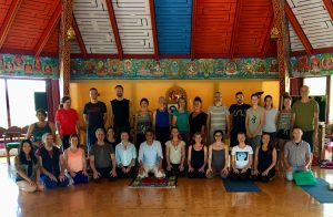 Harmonious Breathing Teachers Training with Fabio Andrico