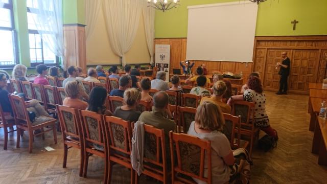 Lecture in Olsztyn