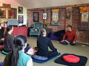 Mindfulness, Breathing and Chair Yoga in Berkeley