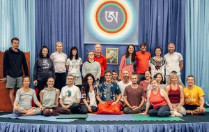 Advanced Yantra Yoga at Kunsangar North, Russia