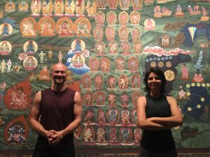 Yantra Yoga in New York City June 2019