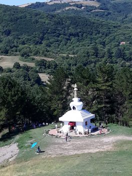 special opening stupa