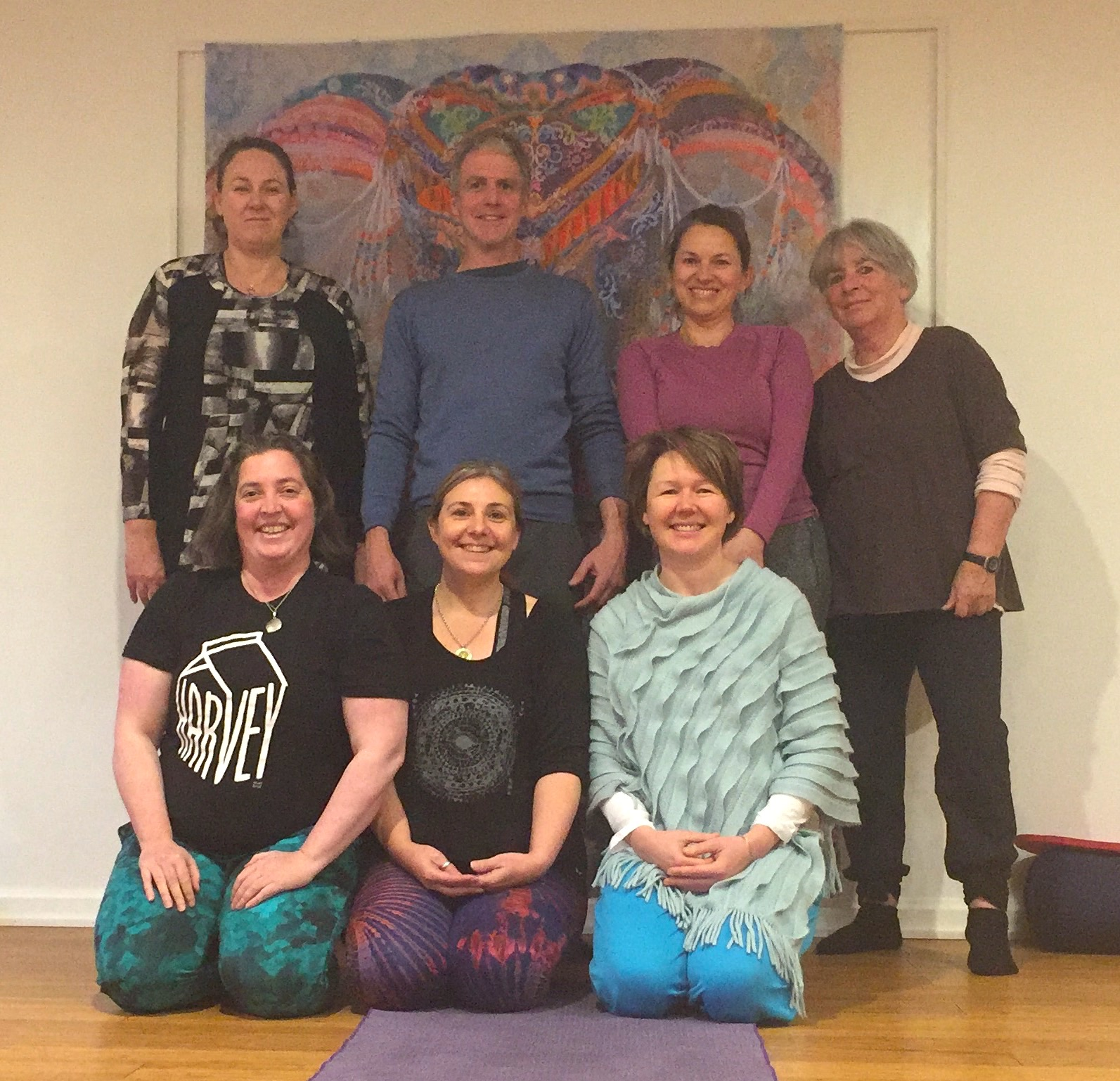 Yantra Yoga First Level Weekend Course in Canberra, Australia