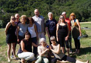 Yantra Yoga Summer Retreat in France