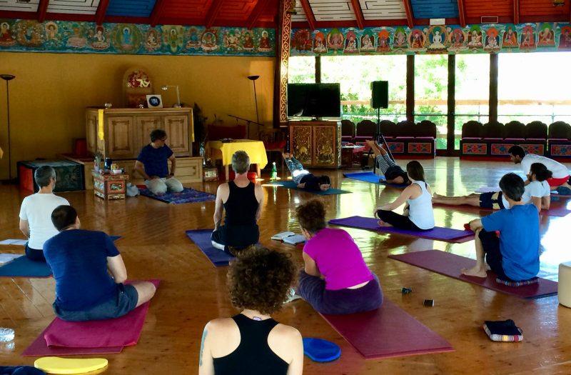 yantra yoga first level