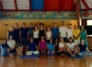 Yantra Yoga First Level Deepening Course with Fabio Andrico