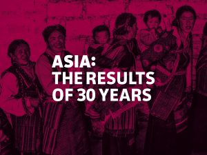 ASIA – The Results of 30 Years