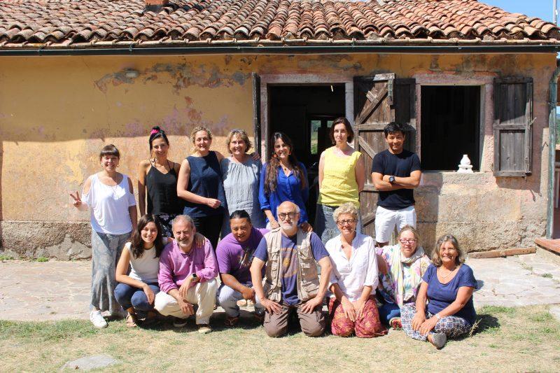 mandala elements painting course