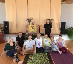 Introduction to Yantra Yoga at Dzamling Gar