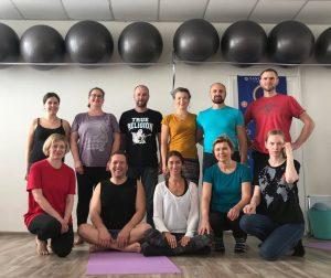 Yantra Yoga in Minsk, Belarus