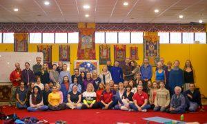 Dakini Simhamukha Retreat at Kunsangar North